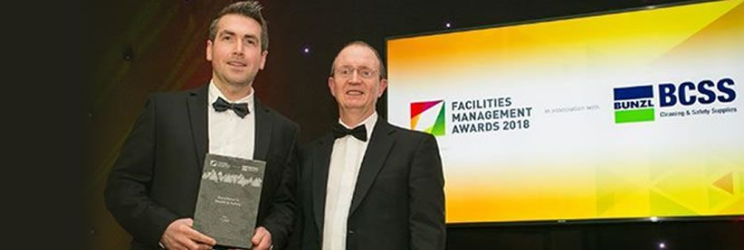 Winner: Excellence in Health & Safety at Facilities Management Awards 2018.
